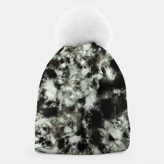 Thumbnail image of Grey footprints Beanie, Live Heroes