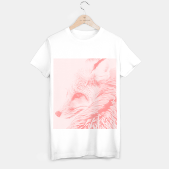 Thumbnail image of red fox digital acryl painting acrpw T-shirt regular, Live Heroes