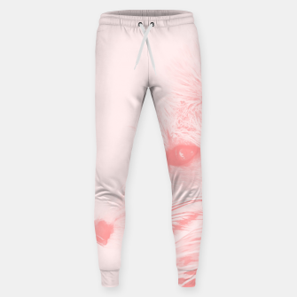 Miniatur red fox digital acryl painting acrpw Sweatpants, Live Heroes