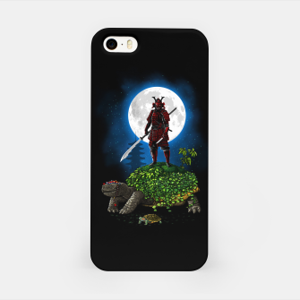 Thumbnail image of Samurai Turtle Carcasa por Iphone, Live Heroes