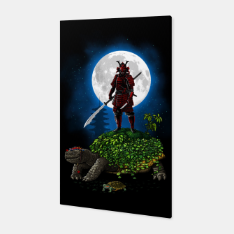 Thumbnail image of Samurai Turtle Canvas, Live Heroes