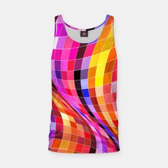 Thumbnail image of Twisted Waves Tank Top, Live Heroes