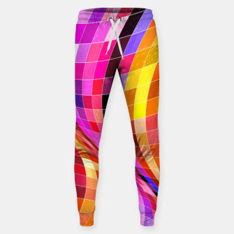 Thumbnail image of Twisted Waves Sweatpants, Live Heroes