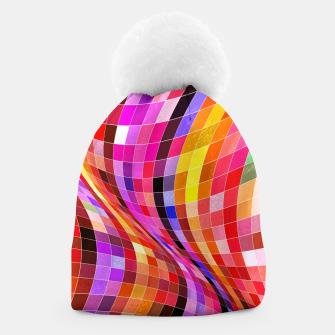 Thumbnail image of Twisted Waves Beanie, Live Heroes