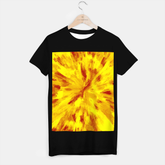 Thumbnail image of color explosion gogh pattern goyr T-shirt regular, Live Heroes