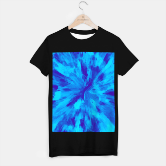 Thumbnail image of color explosion gogh pattern gobt T-shirt regular, Live Heroes