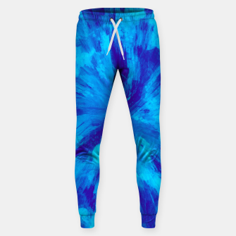 Thumbnail image of color explosion gogh pattern gobt Sweatpants, Live Heroes