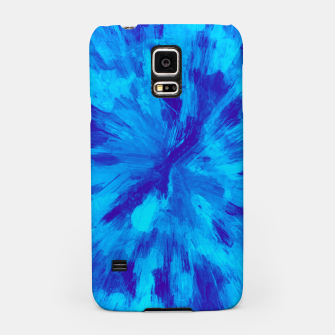 Thumbnail image of color explosion gogh pattern gobt Samsung Case, Live Heroes