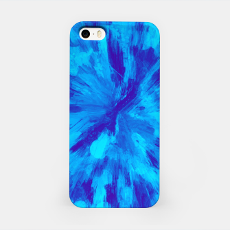 Thumbnail image of color explosion gogh pattern gobt iPhone Case, Live Heroes