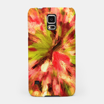 Thumbnail image of color explosion gogh pattern gow85 Samsung Case, Live Heroes