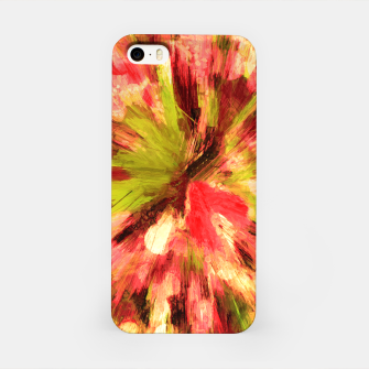 Thumbnail image of color explosion gogh pattern gow85 iPhone Case, Live Heroes