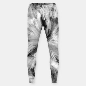 Thumbnail image of color explosion gogh pattern gobw Sweatpants, Live Heroes