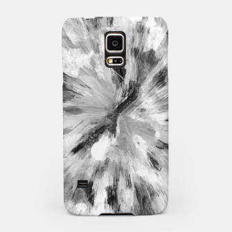Thumbnail image of color explosion gogh pattern gobw Samsung Case, Live Heroes