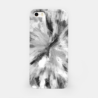 Thumbnail image of color explosion gogh pattern gobw iPhone Case, Live Heroes