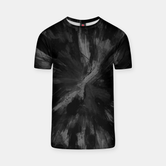Thumbnail image of color explosion gogh pattern gobwmb T-shirt, Live Heroes