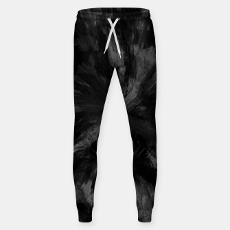 Miniatur color explosion gogh pattern gobwmb Sweatpants, Live Heroes