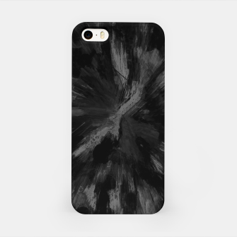 Thumbnail image of color explosion gogh pattern gobwmb iPhone Case, Live Heroes