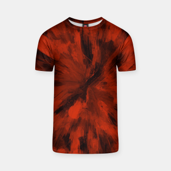 Thumbnail image of color explosion gogh pattern gorb T-shirt, Live Heroes