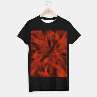 Thumbnail image of color explosion gogh pattern gorb T-shirt regular, Live Heroes