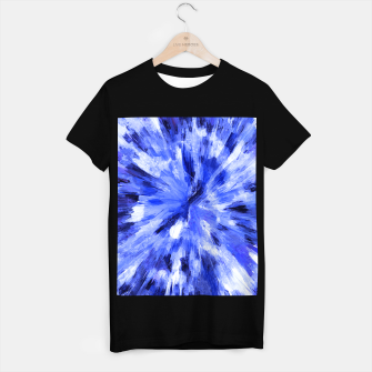 Thumbnail image of color explosion gogh pattern godb T-shirt regular, Live Heroes