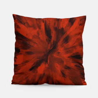 Thumbnail image of color explosion gogh pattern gorb Pillow, Live Heroes