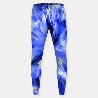 Thumbnail image of color explosion gogh pattern godb Sweatpants, Live Heroes