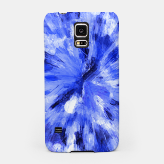 Thumbnail image of color explosion gogh pattern godb Samsung Case, Live Heroes