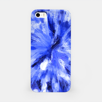 Thumbnail image of color explosion gogh pattern godb iPhone Case, Live Heroes