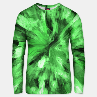 Thumbnail image of color explosion gogh pattern gode Unisex sweater, Live Heroes