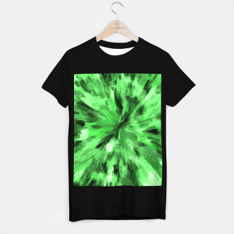 Thumbnail image of color explosion gogh pattern gode T-shirt regular, Live Heroes