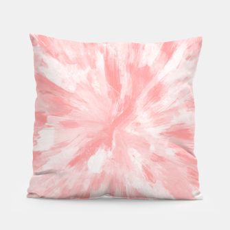 Thumbnail image of color explosion gogh pattern gopw Pillow, Live Heroes