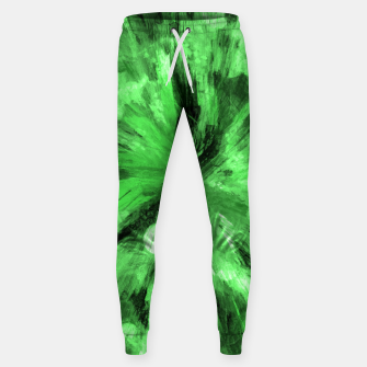 Thumbnail image of color explosion gogh pattern gode Sweatpants, Live Heroes