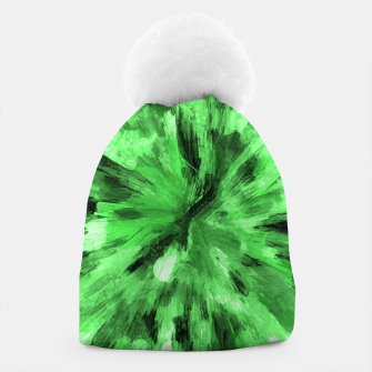 Thumbnail image of color explosion gogh pattern gode Beanie, Live Heroes