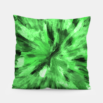 Thumbnail image of color explosion gogh pattern gode Pillow, Live Heroes