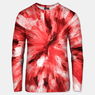 Thumbnail image of color explosion gogh pattern godr Unisex sweater, Live Heroes