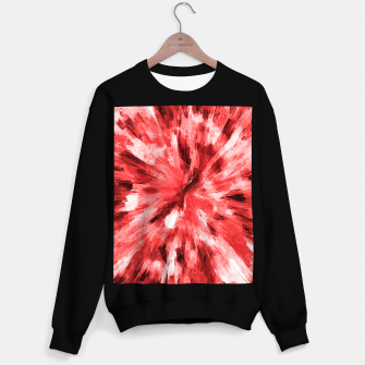Thumbnail image of color explosion gogh pattern godr Sweater regular, Live Heroes