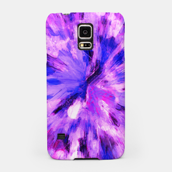 Thumbnail image of color explosion gogh pattern gomag Samsung Case, Live Heroes