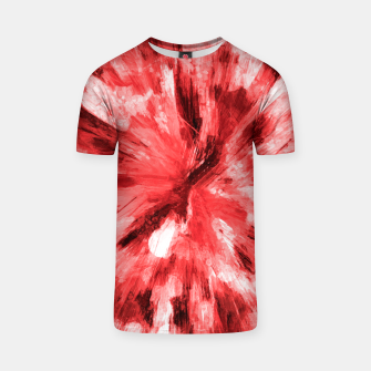 Thumbnail image of color explosion gogh pattern godr T-shirt, Live Heroes