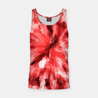 Miniatur color explosion gogh pattern godr Tank Top, Live Heroes