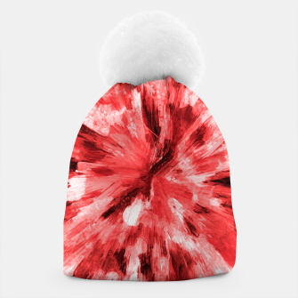 Thumbnail image of color explosion gogh pattern godr Beanie, Live Heroes
