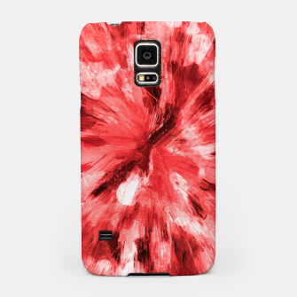 Thumbnail image of color explosion gogh pattern godr Samsung Case, Live Heroes