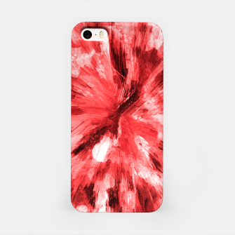 Thumbnail image of color explosion gogh pattern godr iPhone Case, Live Heroes