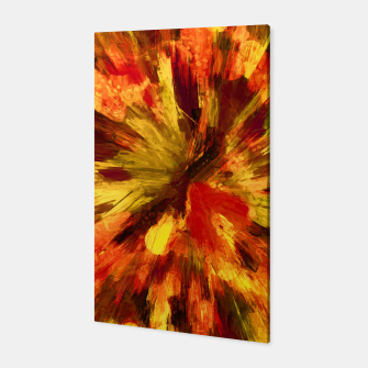 Thumbnail image of color explosion gogh pattern goee Canvas, Live Heroes
