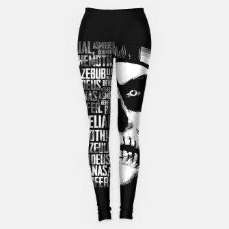 Thumbnail image of Face Zero Leggings, Live Heroes