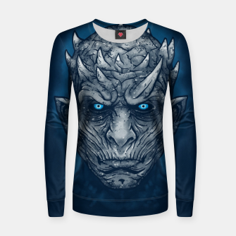 Thumbnail image of The Other King Sudadera para mujeres, Live Heroes
