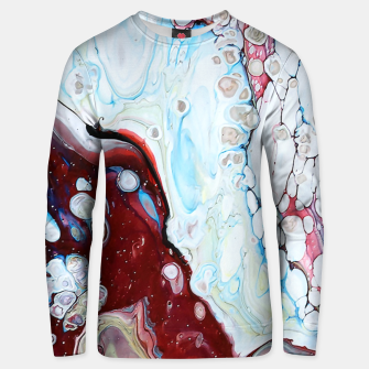 Miniatur Abstract Drop Unisex sweater, Live Heroes