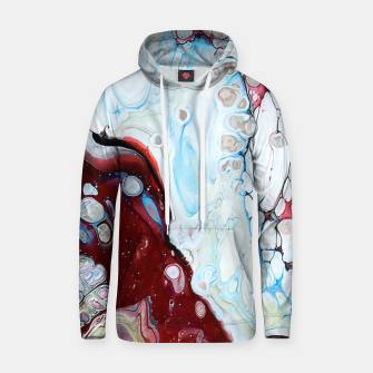 Miniatur Abstract Drop Hoodie, Live Heroes