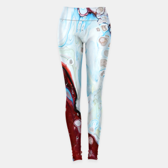 Miniatur Abstract Drop Leggings, Live Heroes