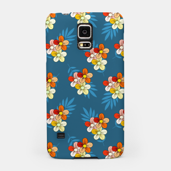 Thumbnail image of Summer Wind Floral Pattern Samsung Case, Live Heroes