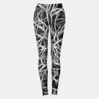 Miniatur Brain Nerves Leggings, Live Heroes